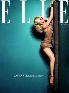 Elle UK - Gwen Stefani: April  2011
