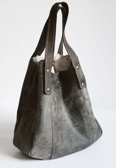 SALE- FOKS FORM Lea Bag 03.