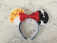 DIY Minnie Ears #toystory #jessie