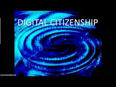 YouTube Videos on Digital Citizenship Computer Teacher, Computer Lab, Educational Videos, Educational Technology, Digital Citizenship Lessons, Cyber Bullying, Elementary School Library, Cyber Safety, Common Sense Media