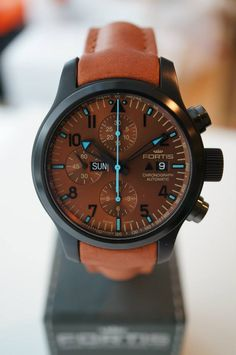 Fortis Swiss Watch new 2015