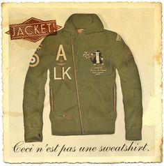 SIDCOT 02: outwear jacket no sweatshirt
