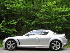 2004 Mazda RX-8 - Я мечтаю о ней