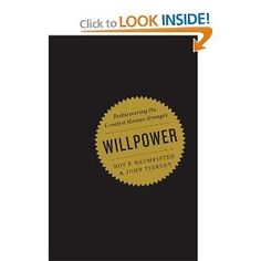 In what became one of the most cited papers in social science literature, Baumeister discovered that willpower actually operates like a muscle: it can be strengthened with practice and fatigued by overuse. Willpower is fueled by glucose, and it can be bolstered simply by replenishing the brains store of fuel. Thats why eating and sleeping- and especially failing to do either of those-have such dramatic effects on self-control (and why dieters have such a hard time resisting temptation