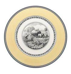 Rund um den ged. Tisch: Villeroy & Boch Audun Ferme Platzteller 30 cm von DM sonstige Marken