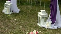 Image result for outdoor wedding ceremony decorations