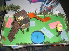 Playground classroom display photo - SparkleBox