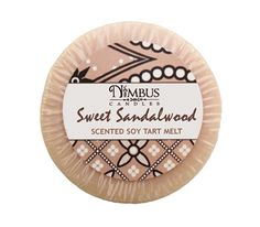 Scent: Sweet Sandalwood -   Capacity: 25g -   Burn Time:~12 Hours