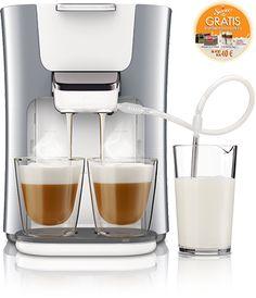 Senseo Latte Duo...wir testen!!!!
