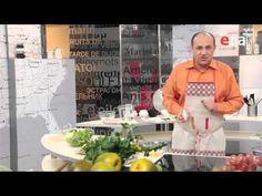 Кухня США. Классический салат «Цезарь» - YouTube