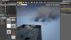 Unreal Engine Volumetric 3D Cloud System with Dynamic Lighting Overview