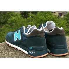 Fashion new balance m576dnw suede uk navy white herre sko