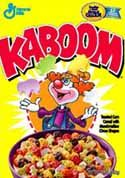 Kaboom cereal - the only time I've ever been ok with a clown and General Mills discontinued it in Sad. Kaboom Cereal, Sweet Memories, Childhood Memories, Puerto Rico, Best Cereal, General Mills, Breakfast Cereal, Favorite Candy, Drupal