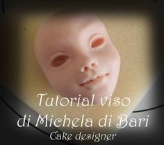 Tutorial face #1: My Video Tutorial face on Youtube ;) - CakesDecor
