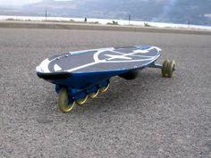 strange skateboard - Google Search