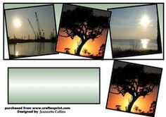 Sunrise Sunset on Craftsuprint - View Now!