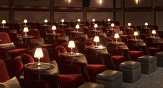Soho House Chicago - Screening Room