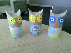 Easy upcycle craft, perfect for kids!