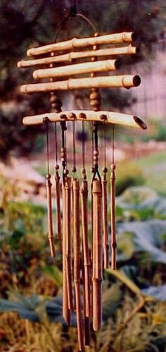 photo gallery of wind chimes   ... bamboo chimes mobiles kinetic sculpture photos slide show photos
