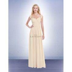 Bill Levkoff Bridesmaid Dress 1163