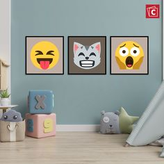When you can't find the words, use an emoji! Our emoji canvas prints are a fun way to decorate your space or create custom prints for kids! Choose from our list of different emoticons in our design tool to create your masterpiece. Custom Canvas Prints, Wall Art Prints, Photo Canvas, Canvas Art, Free Emoji, Emoji Photo, Kids Prints, Tool Design, Office Decor