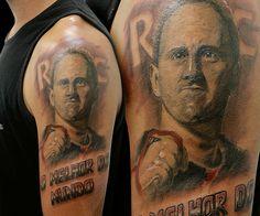 Ronaldo Dalcin, artista do Estúdio W Tattoo e Piercing. www.wtattoo.com.br www.facebook.com/wtattoo