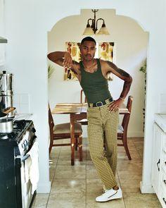 Steve Lacy's Yellow Brick Road Black Is Beautiful, Beautiful Boys, Pretty Boys, Beautiful People, Steve Lacy, Looks Street Style, Fine Men, Mode Inspiration, Streetwear Fashion