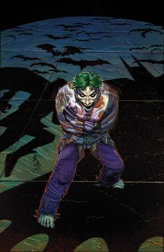 THE DARK KNIGHT RETURNS: THE LAST CRUSADE #1 Written by FRANK MILLER and BRIAN AZZARELLO Art by JOHN ROMITA, JR. and BILL SIENKIEWICZ Cover by JOHN ROMITA, JR. and DANNY MIKI