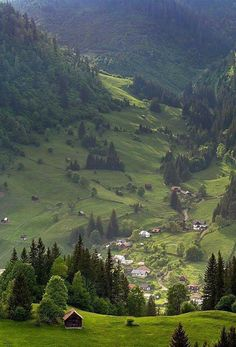 Bucovina in northern Romania Beauty Around The World, Around The Worlds, Wonderful Places, Beautiful Places, Church Architecture, City Landscape, Europe Destinations, Heaven On Earth, Beautiful Landscapes
