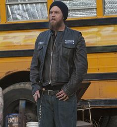Sons of Anarchy.  I loved Opie!  My least fave episode.  :(