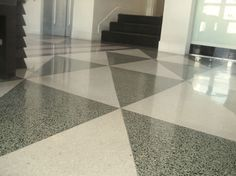 Terrazzo Floor Polishing Houston: Read our blog post 'Why Does Terrazzo Crack' and understand the reasons of cracked Terrazzo floors - http://www.floorrenewhouston.com/residential-floor-restoration-houston/terrazzo-floor-polishing/why-does-terrazzo-crack/  #terrazzo #floors #crack #stone #natural #home #houston