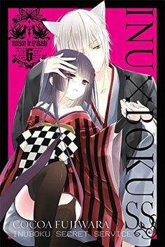 Inu x Boku SS, Vol. 6 by Cocoa Fujiwara…