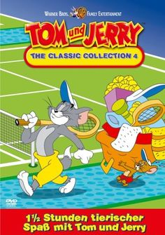 Tom and Jerry Classic Collection DVD Cover