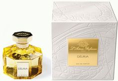 DÉLIRIA - L'Artisan Parfumeur: Déliria is the fantastic contrast between metallic, rhum and gourmand notes of toffee apple and candy floss