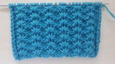 Patrones de Tejido Gratis - Principal Loom Knitting, Knitting Stitches, Knitting Patterns Free, Knit Patterns, Free Knitting, Stitch Patterns, Star Stitch, Needlework, Knit Crochet