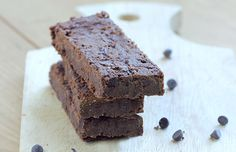 9 Healthy Homemade Protein Bar Recipes - Life by DailyBurn....sub choc chips...for xylitol and 85%