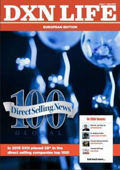 Your DXN succes in Turkey: DXN Life Magazine