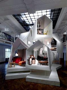 Hermès Present Their 2013 Furniture Collection During Milan Design Week | Design & Lifestyle Blog