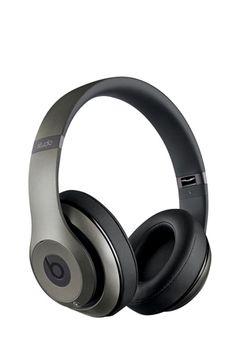 Beats by Dr Dre | Studio Wireless over-ear headphones - Titanium | Myer Online