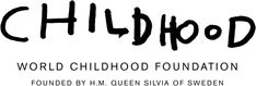 World childhood foundation, founded in 1999 by Her Majesty Queen Silvia of Sweden... GOD BLESS HER!
