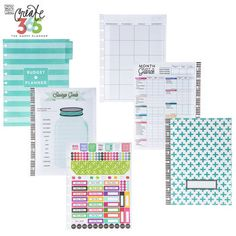Create 365 Happy Planner Budget Planner Pages