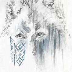 Totem — wolf.