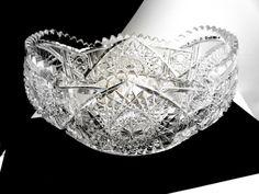 Crystal bowls!