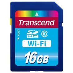 Hacking Transcend Wifi SD Cards