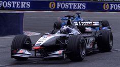 David Coulthard - McLaren MP4-16 - 2001