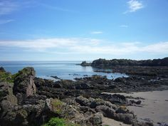 Stonehaven, Scotland - where my dad grew up