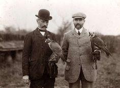 Falconry Masters, 1920