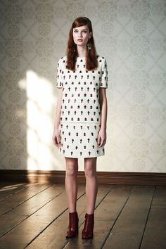 Tory Burch Pre-Fall 2015 Runway – Vogue (Photo: Courtesy of Tory Burch)