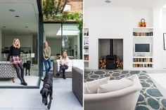 Out with the old in Streatham: Victorian house becomes modern family home | Homes & Property