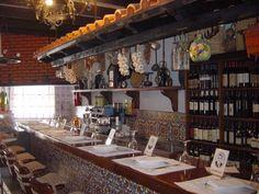Resultado de imagem para cozinhas portuguesas antigas Loft, Bed, Furniture, Home Decor, Kitchens, Decoration Home, Stream Bed, Room Decor, Lofts